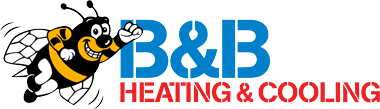 B & B Heating & Cooling Contractors, Inc. - Logo